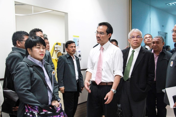 Benchmarking visit of the National Institute of Public Administration (NIPA) of the Republic of Indonesia